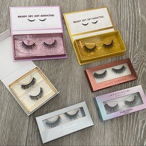 Lash Bundle – All New in Box // Mix of Brands